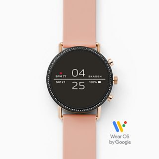 REFURBISHED Smartwatch - Falster 2 Blush Silicone
