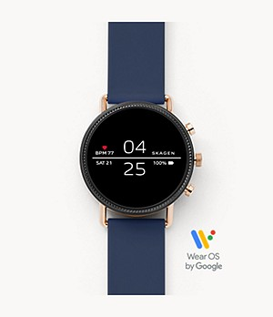Smartwatch - Falster 2 Navy Silicone