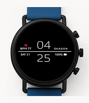 Smartwatch - Falster 2 Blue Silicone