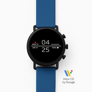 REFURBISHED Smartwatch - Falster 2 Blue Silicone