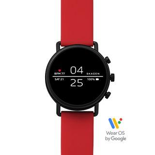Smartwatch Falster 2 - Silikon - Rot