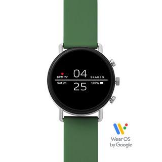 Smartwatch Falster 2 - Silikon - Grün