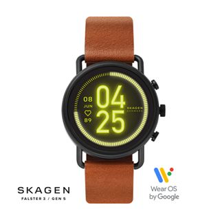 Smartwatch - Falster 3 Two-Tone Leather