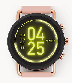 Smartwatch HR - Falster 3 Pink Silicone