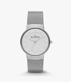 Nicoline Women's Steel-Mesh Watch