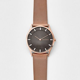 Holst Slim Steel Mesh Watch