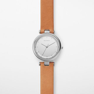 Tanja Leather Watch