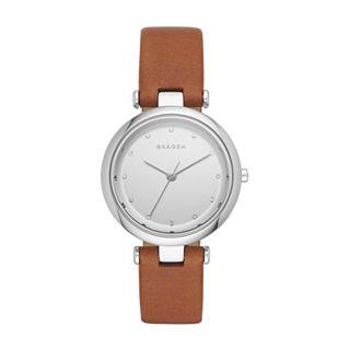 Tanja Leather Watch