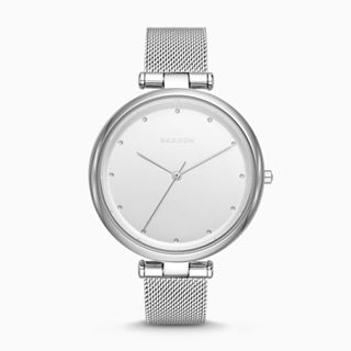 Tanja Steel Mesh Watch