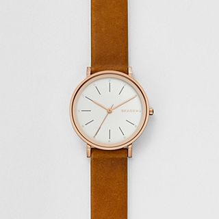 Hald Brown Leather Watch
