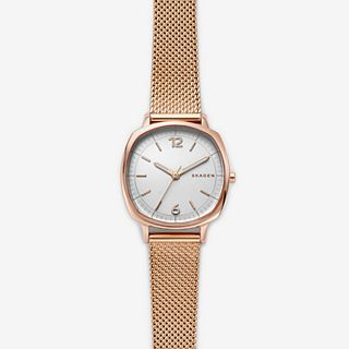 Rungsted Mini Steel-Mesh Watch