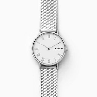 Hald Silk-Mesh Watch