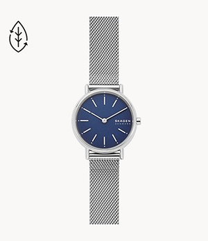Signatur Steel-Mesh Watch