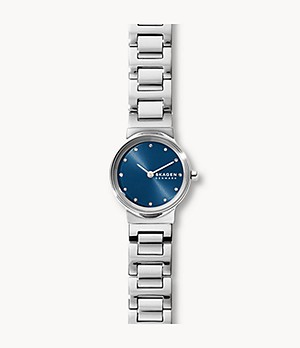 Freja Steel-Link Watch
