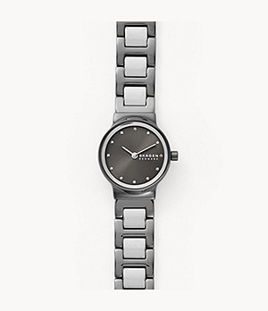 Freja Two-Hand Two-Tone Stainless Steel Watch