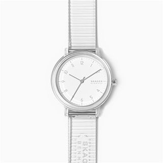 Aaren Transparent Three-Hand Clear 36mm Watch