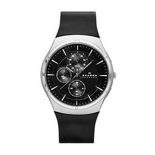 Jannik Silicone Chronograph Watch