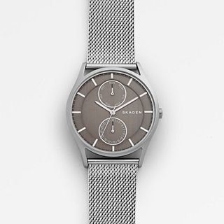 Holst Steel Mesh Multifunction Watch