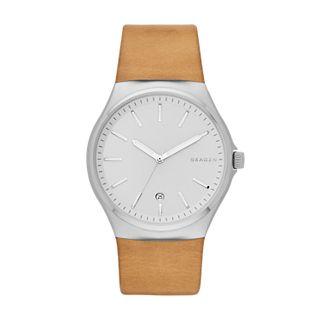 Sundby Leather Watch