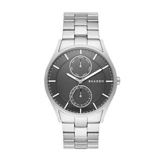 Holst Steel Link Multifunction Watch