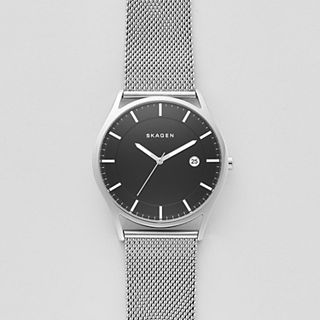 Holst Steel Mesh Watch