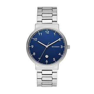 Ancher Steel Link Watch