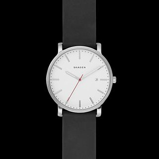 Hagen Watch with Silicone Strap