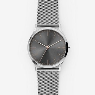 Jorn Steel-Mesh Watch