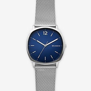 Rungsted Steel-Mesh Watch