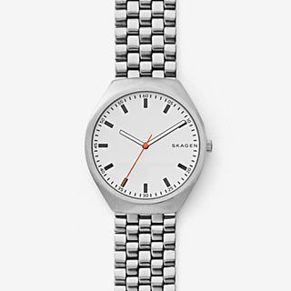 Grenen Steel-Link Watch