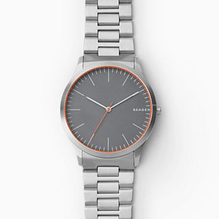 Jorn Steel-Link Watch
