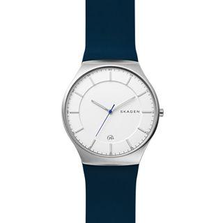Balder Blue Silicone Watch