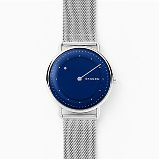 Horisont Special-Edition Steel-Mesh Watch