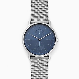 Kristoffer Steel-Mesh Watch