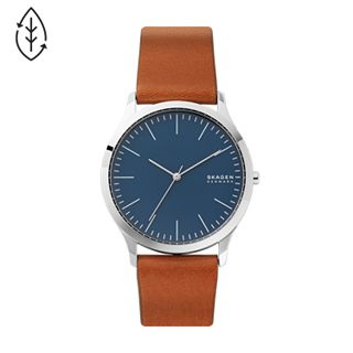 Jorn Brown Leather Watch