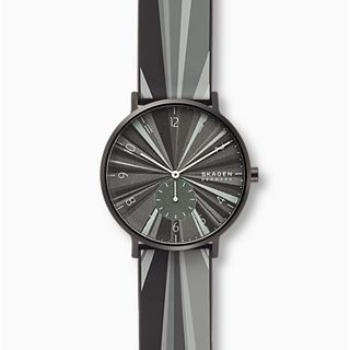 Herrenuhr Aaren Kulor - 41 mm - Silikon