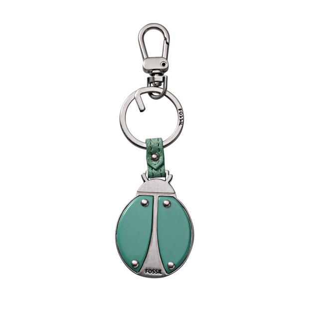 Porte-clés Coccinelle