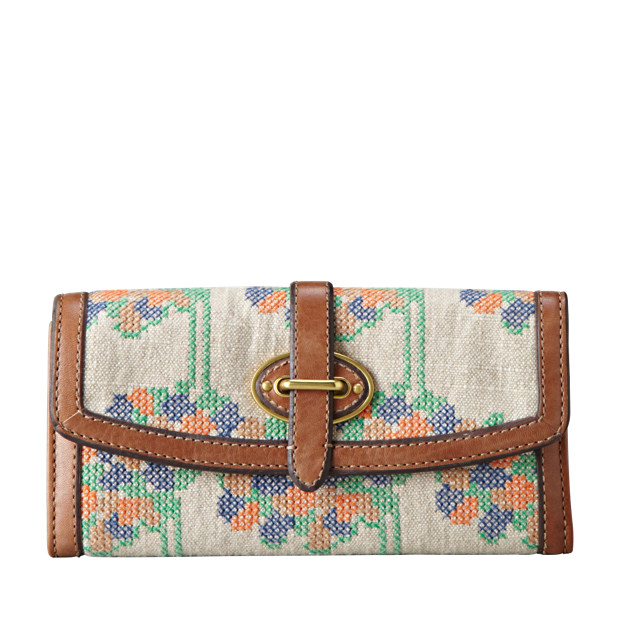 Vintage Re-Issue Flap Clutch