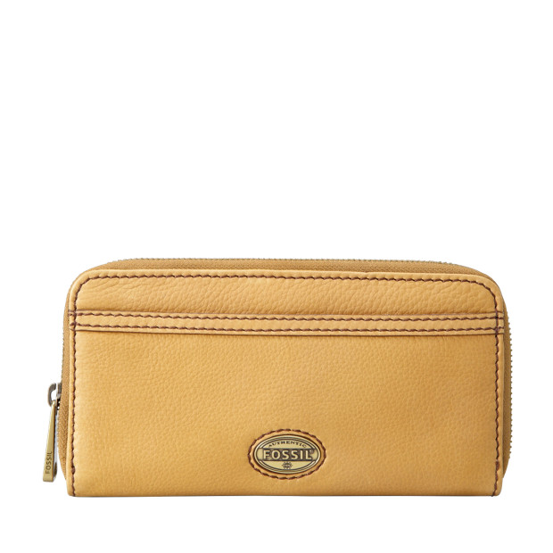 Explorer Zip Clutch