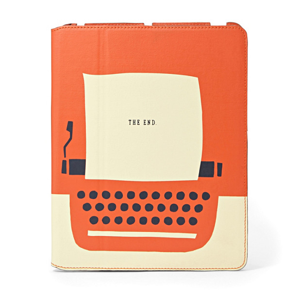 Typewriter iPad® Easel