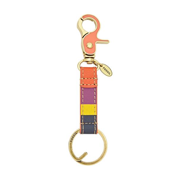 Colorblock Key Chain