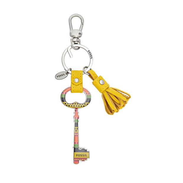 Stripe Key Chain