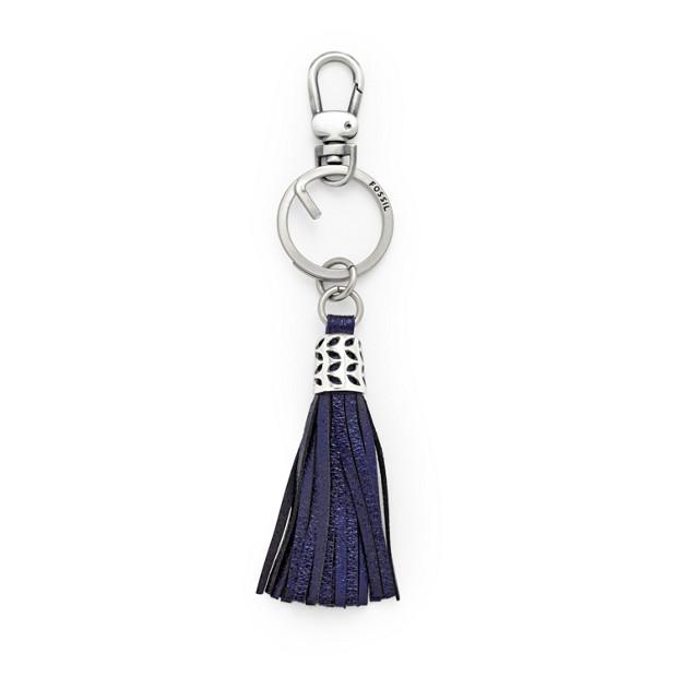 Metal Tassel Key Chain