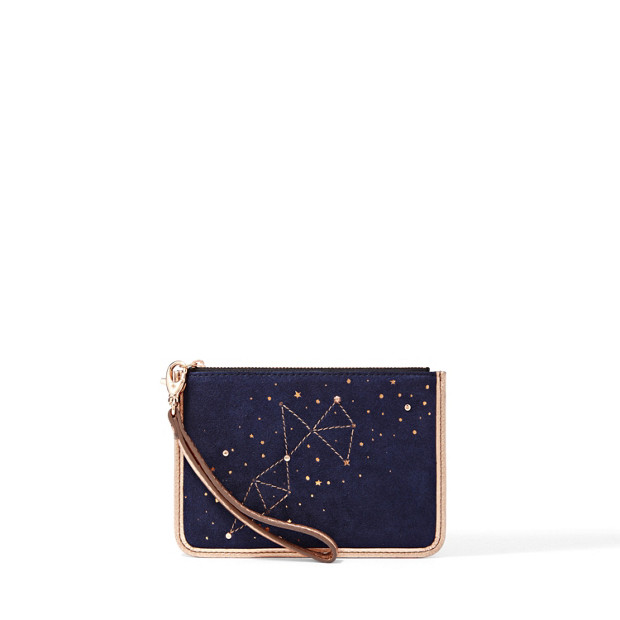 Constellation Small Zip Pouch