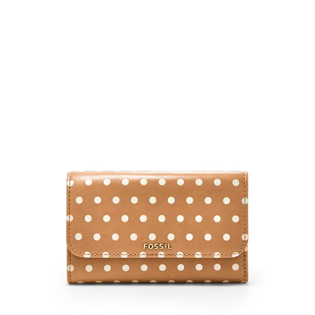 Memoir Flap Wallet