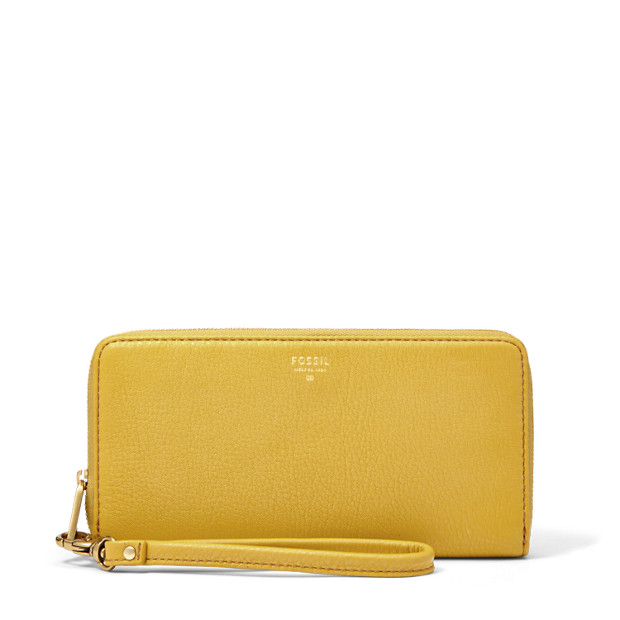 Erin Zip Clutch