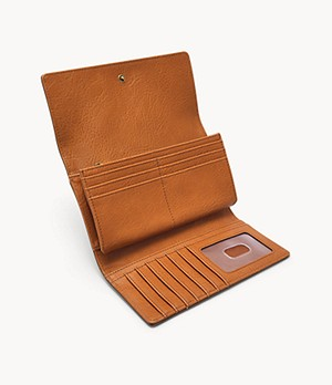 Logan RFID Flap Clutch