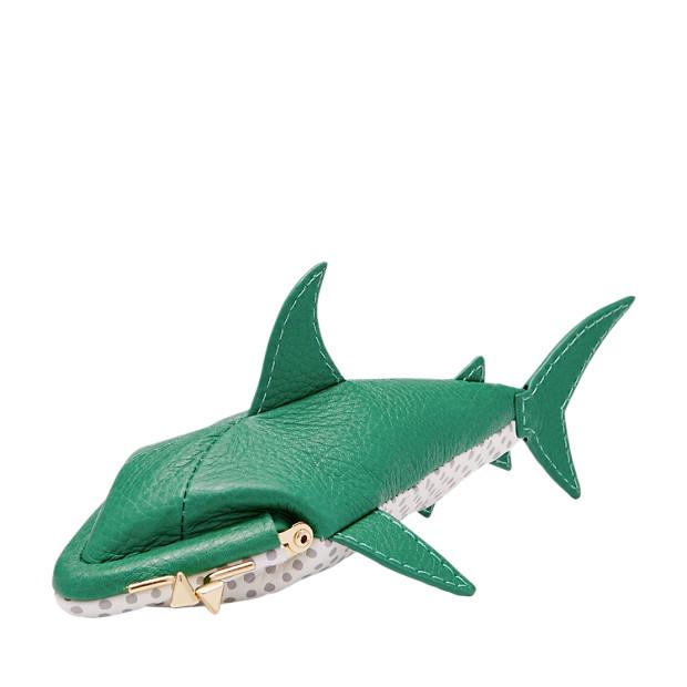 Shark Frame Coin Pouch