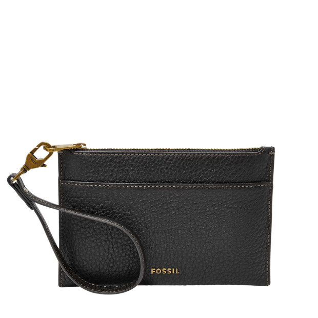 Medium Zip Clutch Wristlet