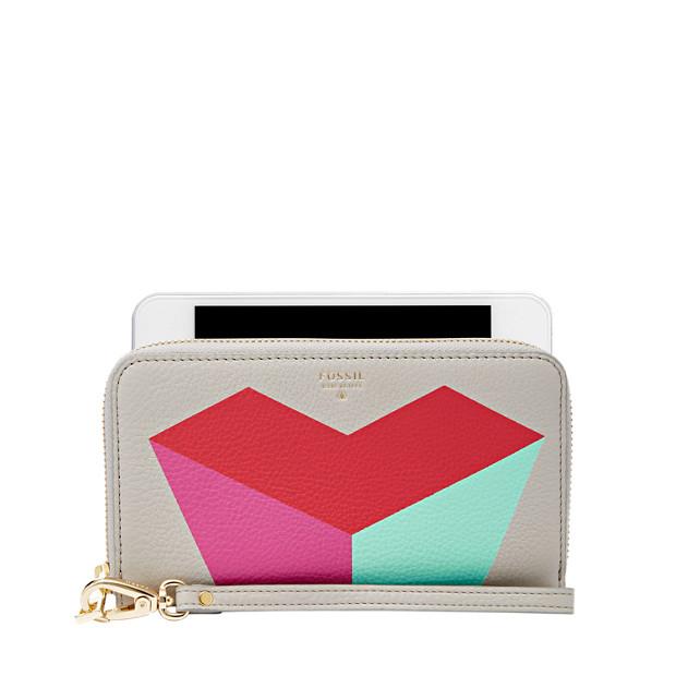 Damen Handygeldbörse - Sydney Zip Phone Wallet